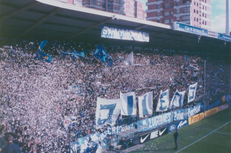 (1995-96) Real Oviedo - Real Madrid