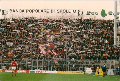 (1997-98) Perugia - Salernitana