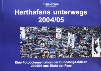 [DIVERS] - HERTHA BERLIN - Hertha fans unterwegs 2004/05