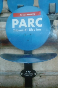 [DIVERS] - PARIS SG - Parc Tribune K - bleu bas