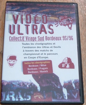 BORDEAUX - DVD Collectif Virage Sud (1995-96)