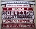 Echarpes Devils